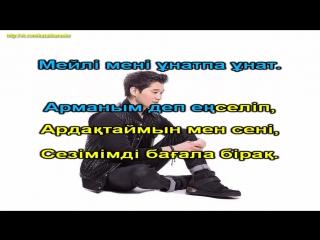 Серик Ибрагимов КЕЛ МАГАН КАРАОКЕ ҚАЗАҚША / КАЗАХСКОЕ КАРАОКЕ