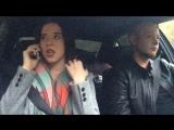 Когда в машине играет любимая музыка