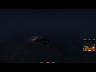 ArmA3 Altis Life Tanoa - Elysium полет навигатора