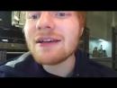 Ed cantando Oxygen da banda BeMy.