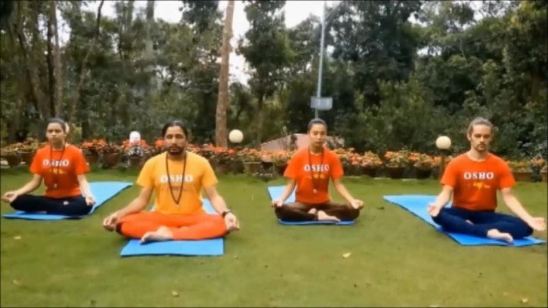 New yoga osho suggestion english hindi