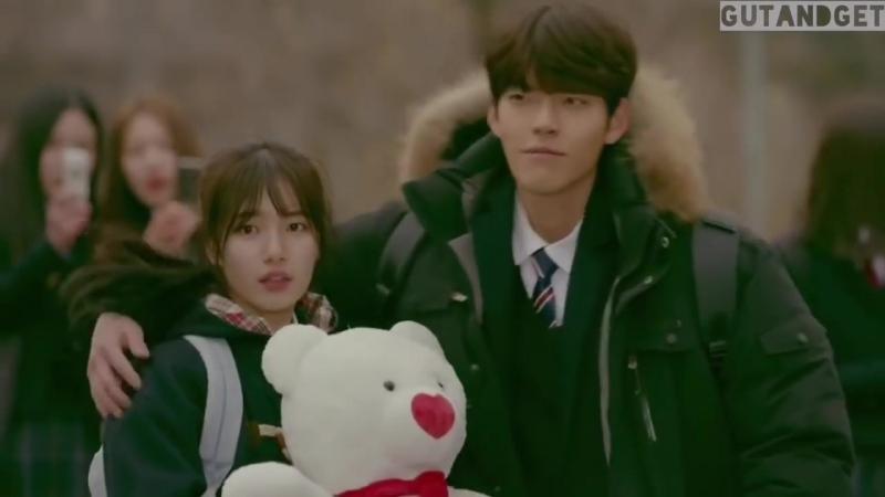 Дорама Безрассудно влюбленные (Uncontrollably Fond) OST MV - Kim Woo Bin Do You Know