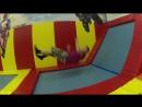 Батутный центр - Джой Джамп Joy Jump - Минск Влог