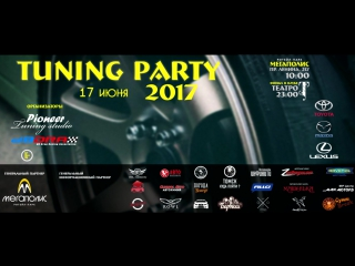 Tuning Party 2017 Samb