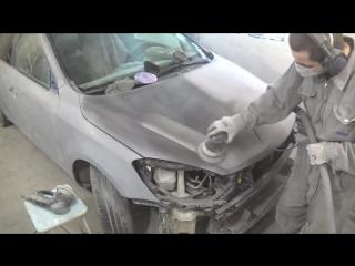 Переделка автомобиля после некачественного  ремонта. Часть 2.