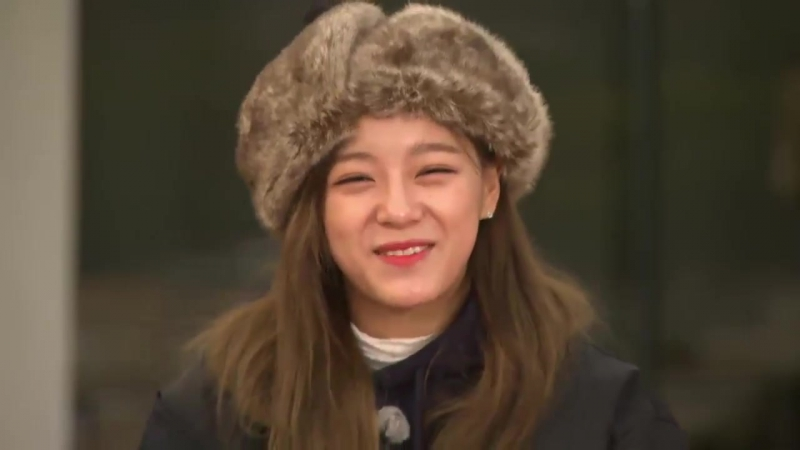 161213 - Flower Crews Vlive Sejeong Cut