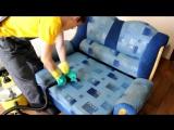 Химчистка дивана на дому бесплатно