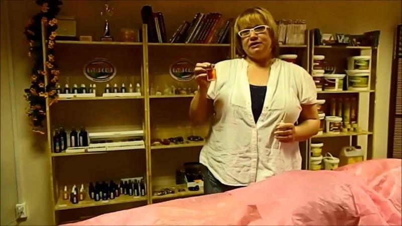 Аура-сома в массаже. Применение ароматических и энергетических средств в массаже