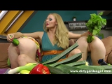 DirtyGardenGirl - Vegetable Sex Game 1080p vk.comcapfull