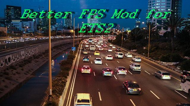 BETTER FPS MOD 1.27.X