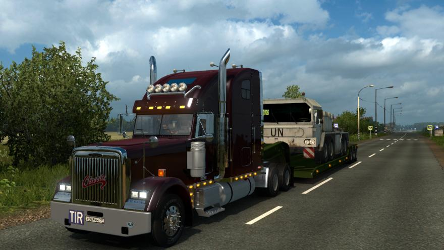 FREIGHTLINER CLASSIC XL REWORKED V2.3