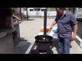Плов из говядины по узбекски . Классический рецепт .