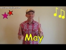 Months of the Year Song _ Learn English Kids with Matt
