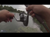 СОМ АТАКУЕТ СУДАКА# Вот это рыбалка!!! Я был в шоке!!!