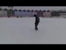 Класс! Я бы не рискнула так кататься на коньках! А вы