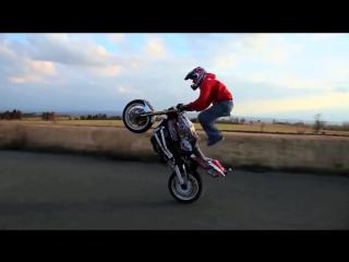 Extreme for moto. Экстрим на мото.