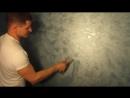 Декоративная краска Вельвет Декор тип Отточенто Техника мокрый шелк с отливом Аквамарин