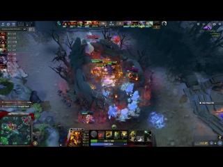 Miracle Buy Back and Triple Kill vs NewBee (The Kiev Major)