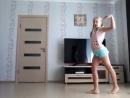 Гимнастический танец под песню я перепутала и воспоминания