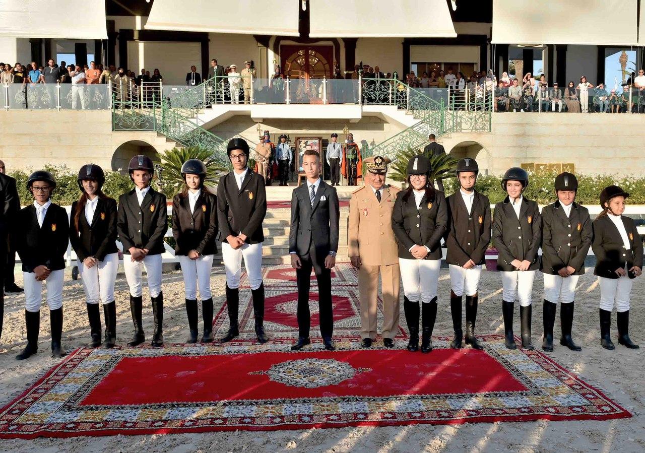 Мероприятия наследного принца Марокко