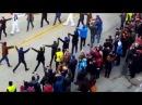 Erzurum Baş Bar Oyunu Guinness Rekor denemesi Baş Barı 19 12 2015