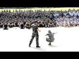 The Pekiti-Tirsia Lakan Kali - PSupt Serafin Fortuno Petalio II, DSC (Demo)