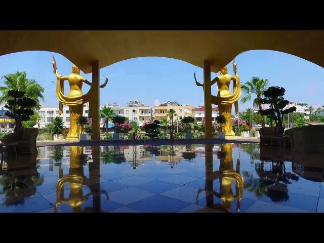Турция -2017(Azura Deluxe Resort Spa Hotel5-Rubi Platinum Spa Resort Suites 5- Pamukkale