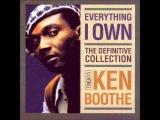 KEN BOOTHE - Ain't no sunshine