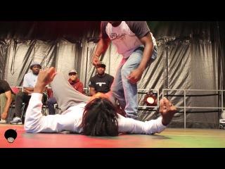 DEDSON BOY MIJO vs Rochka Cyborg | Semifinal | Ocloo Productions
