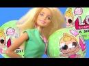 Barbie in the Hospital! Мультики Барби BARBIES BABY TWINS Куклы ЛОЛ Игрушки для Детей Пупсики