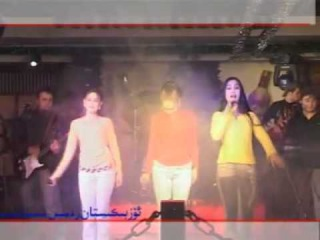Shahrizoda Russian Flavored Uzbek Pop Song ZeeshZain76 HQ