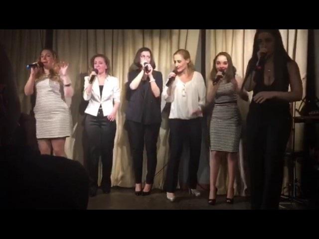 Очень смешно! Ооооочень быстрый Полёт шмеля Phoenix Jazz Vocal Group (a cappella cover)