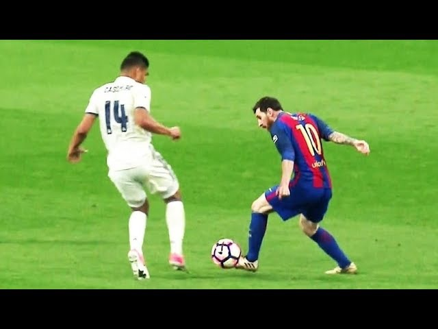 Great Players Dribble Humiliate each other 2017