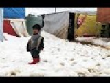 Syrian refugees face hellish winter in Lebanon