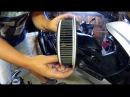 Yamaha T-MAX 500/Ямаха Т МАКС 500 Замена фильтров вариатора своими руками/самому