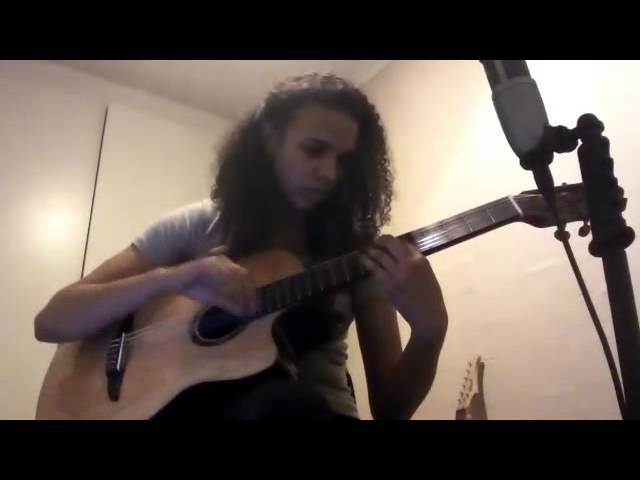 Rodrigo y Gabriela cover: The soundmaker (9 DeadAlive) Only Gabriela's part