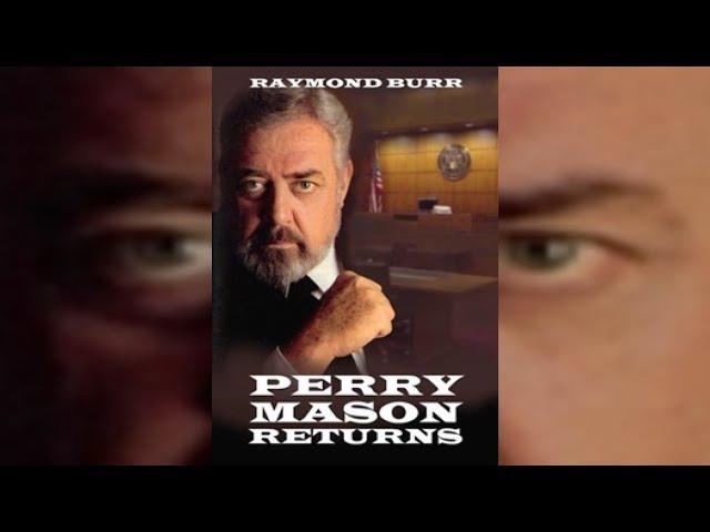 Перри Мейсон Возвращается. Бывшую секретаршу Мейсона Деллу обвиняют в убийстве....