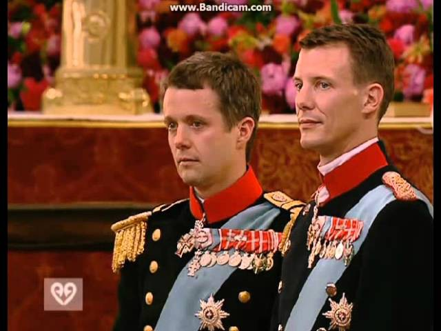 Frederik Mary's Royal Wedding 2004: Mary Elizabeth Donaldson Arrives