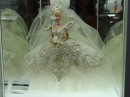 One thousand haute couture Barbie dolls on display