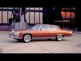 Cadillac Fleetwood Brougham dElegance 1982 86