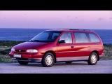 Ford Windstar EU spec 01 1995 98