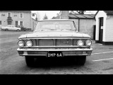 Ford Galaxie 500 4 door Sedan UK spec 1964