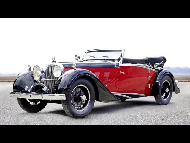 Austro Daimler ADR6 Bergmeister Special Cabriolet 1932