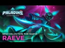 Paladins New Legendary Collection Raeve Maeve
