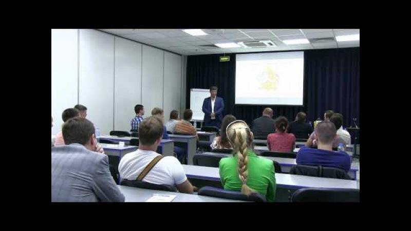 Встреча студентов Университета Миллионеров. Москва 6 июля. Часть 2