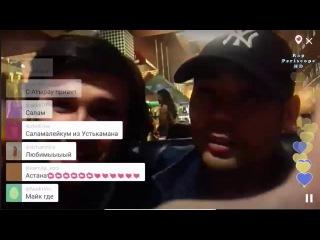 Hiro и его пьяные друзья отвечают на вопросы (19.11.2016)