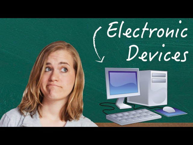 German Lesson (14) - Household and Electronic Appliances - A1
