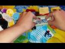 Посылки с Алиэкспресс Всё для детей Развивающие яйца лабиринт носочки с тормо