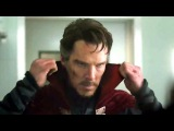 DOCTOR STRANGE TV Spot #9 - Cloak of Levitation (2016) Benedict Cumberbatch Marvel Movie HD