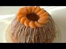 Кекс бисквитный апельсиновый Быстрый вкусный